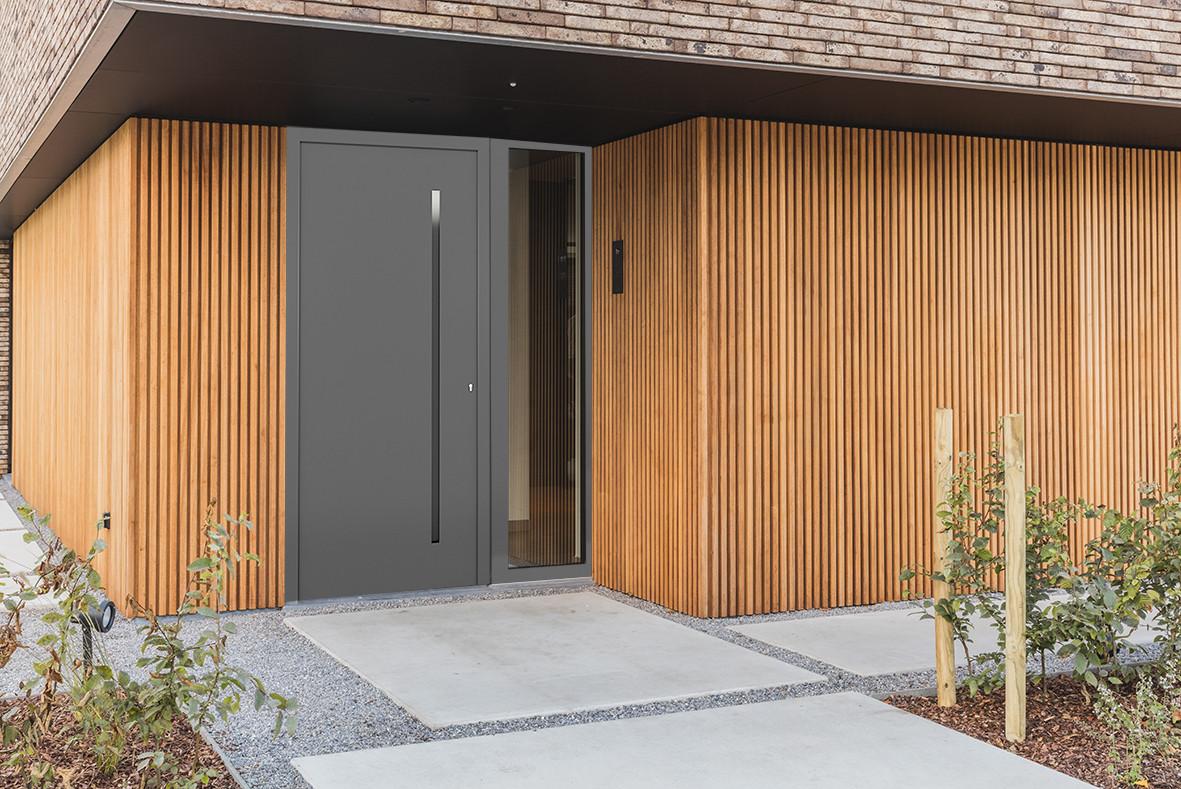 Placement de panneaux de portes Frager-Fralu par Pasquarelli